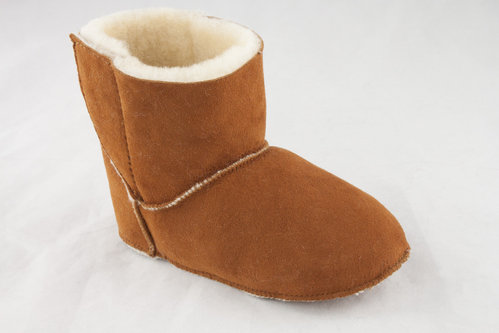 Feralex 603 FROST Softboots WF castagno