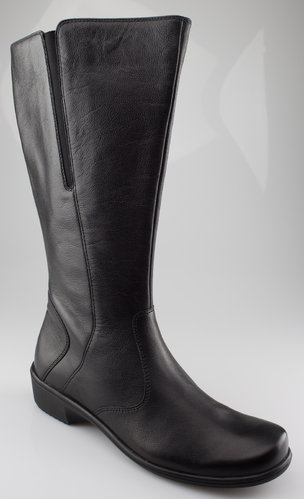 Ganter 208231-2100 GALA Stiefel Zipp coffee