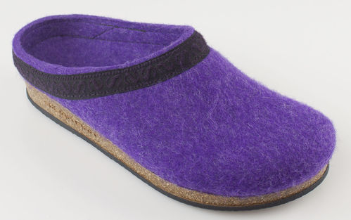 Stegmann ART. 108-8825 Pantoffel purple