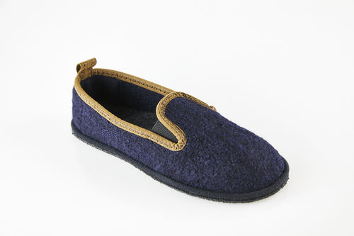 Stegmann ART. 302-8971 Pantoffel dark blue