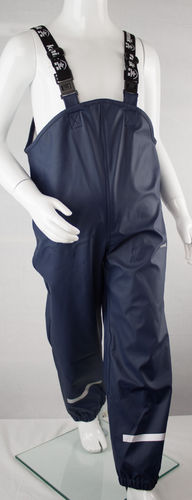 Kamik Wear PU Latzhose MUDDY navy