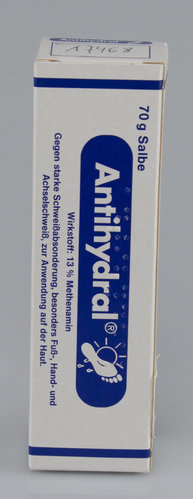 ROBUGEN ANTIHYDRAL Tube 70 g