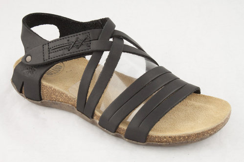 Loints 31244-0977 FLORIDA Sandalen black