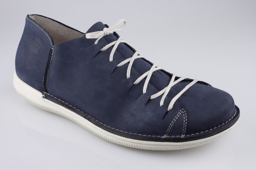 Loints 41795-0256 NATURAL MAN Schnürschuhe blue