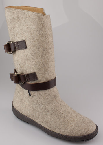 The Felters 00377 COUNTRY BOOTS Stiefel light brown