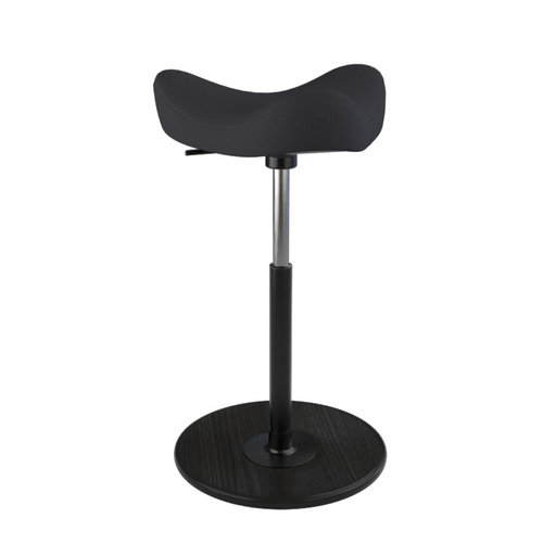 Varier MOVE Hocker Umami 181 black medium