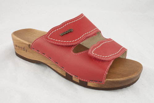 Woody 11520 MELANIE Slipper rot
