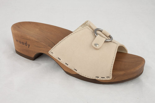 Woody 13231 EMILY Slipper beige