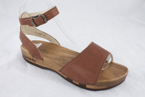 Woody 16222 JANA Sandalen copper