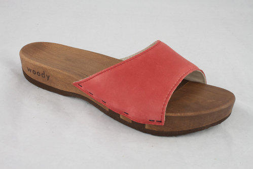 Woody 6051 HEIDI Slipper rot