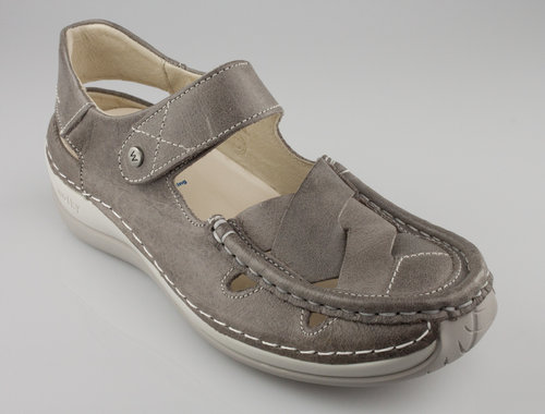 Wolky 1500-315 YUKON Spangenschuhe taupe