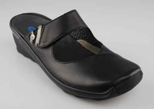 Wolky 2576-200 UP Slipper black