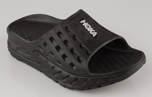 HOKA ONE ONE 1014865 ORA RECOVERY SLIDE-W Slipper Sport black/anthracite