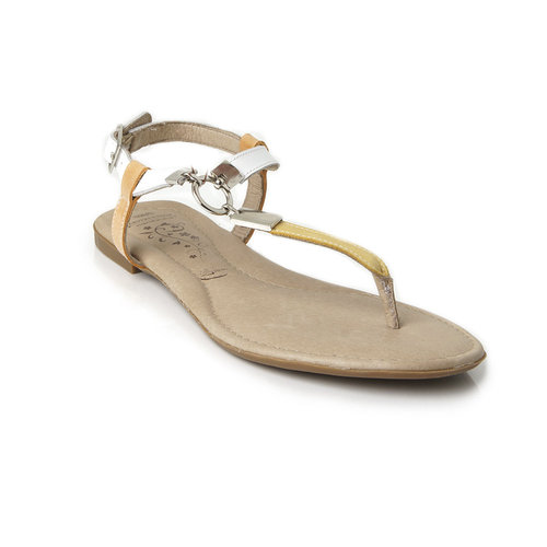 Batz FRESH 31 Sandalen gelb-mix