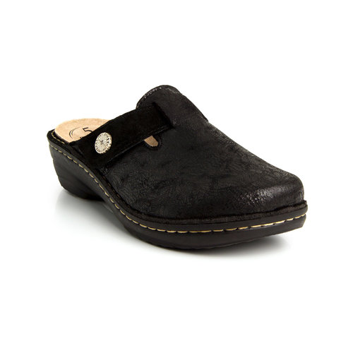 Batz IRENE2 SENSITIV Slipper schwarz