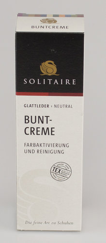 Solitaire BUNT CREME Tube neutral 75 ml