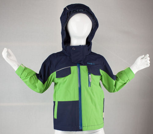 Kamik Wear Regenjacke WYN SHELL 10.000 mm classic green