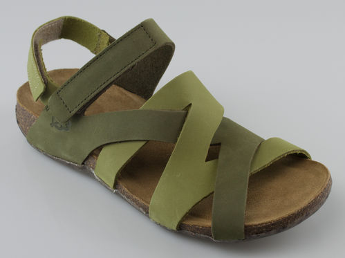 Loints 31821-1083 FLORIDA Sandalen  green/apple