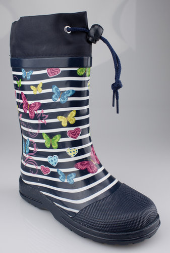Beck 842 FANTASY Gummistiefel multicolor