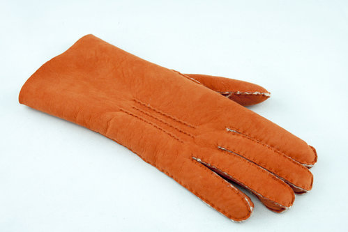 Eska 0209V-A CARA Curly Handschuhe orange