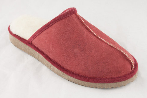 Feralex 104 KUSCHEL Slipper red