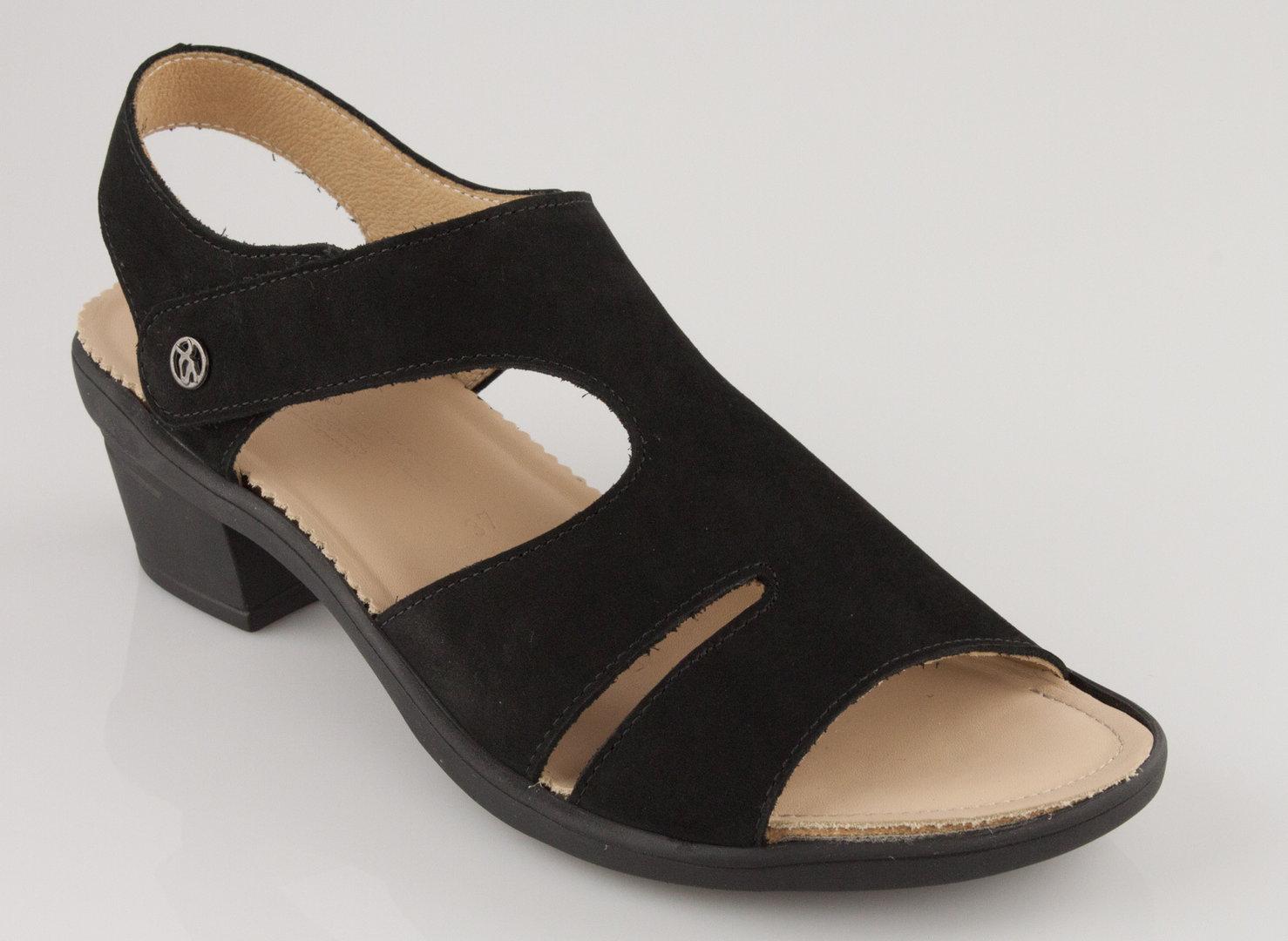 Black 1 Dressy Xs Hartjes 16032 Sandals nP0wOk8