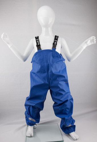 Kamik Wear PU Latzhose MUDDY strong blue