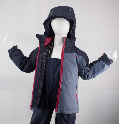 Kamik Wear Systemjacke 3in1 DANA DOWN folkstone