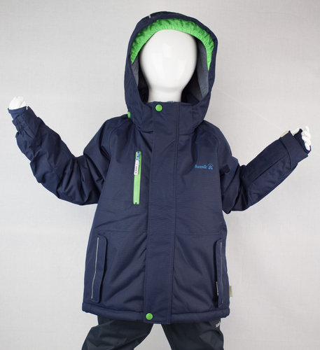 Kamik Wear Winterjacke HUNTER peacoat