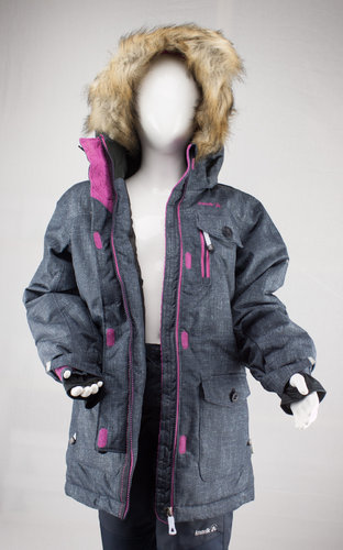 Kamik Wear Winterjacke CECILIA navy/super hero pink