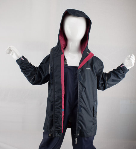 Kamik Wear Regenjacke 5000 total eclipse