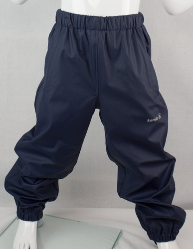 Kamik Wear PU Regenhose SPLASH navy