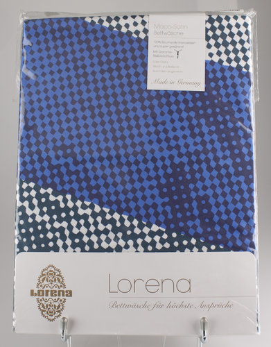 Lorena 7961-2 SEA PEARL Bettwäsche Garnitur Maco Satin 135/200
