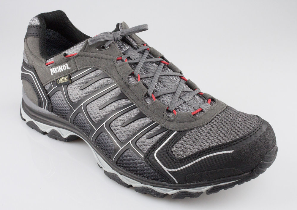 aliexpress 2018 shoes limited guantity Meindl 3982-31 X-SO 30 laced shoes GTX anthracite/red