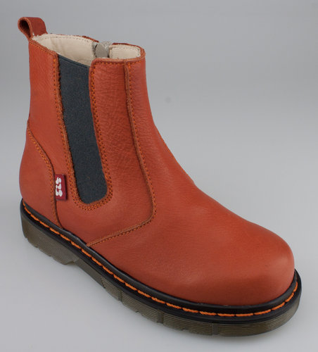 POLOLO 8-17-300 MONTE Zipp Boot orange