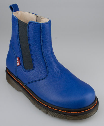 POLOLO 8-17-707 MONTE Zipp Boot californiablue