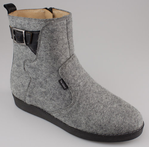 The Felters TFS-006 ANKLE BOOT Stiefelette grey