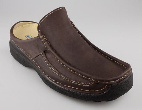 Wolky 9210-530 ROLL SLIDE MEN Slipper brown