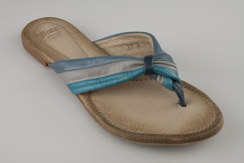 Batz FRESH 26 Slipper blau-mix