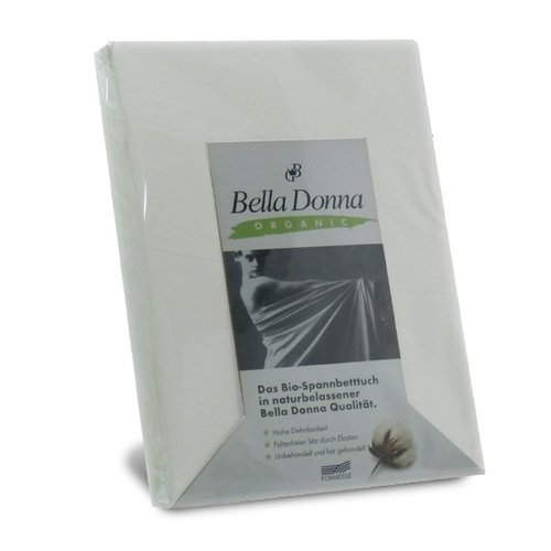 Bella Donna 019-02-0001 ORGANIC drap-housse naturel