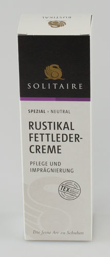 Solitaire 5376 RUSTIKAL CREME Tube neutral 75 ml
