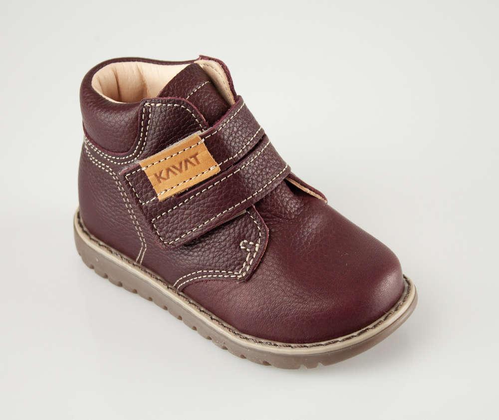 25ee8a8b Kavat 2971282-997 FLISA velcro boot EP bordeaux
