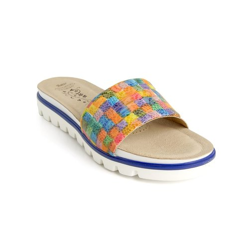 Batz TORINO Slipper blue-mix