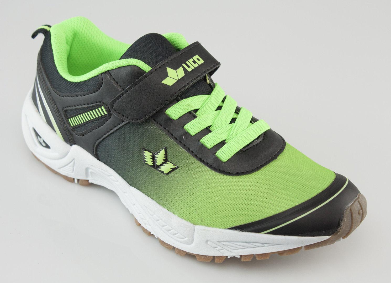 Lico 360492 BARNEY VS velcro shoes