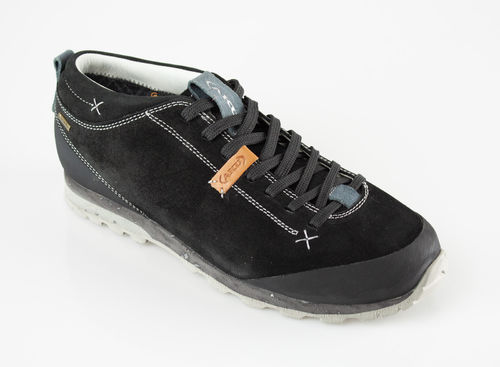 Aku 504-252 BELLAMONT SUEDE GTX Wanderschuhe  black/light blue