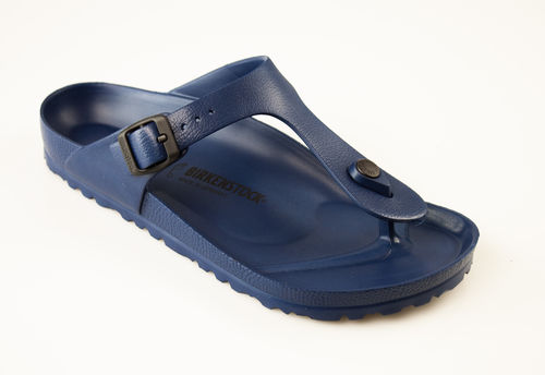 Birkenstock 128211 GIZEH EVA Zehenstegslipper normal navy