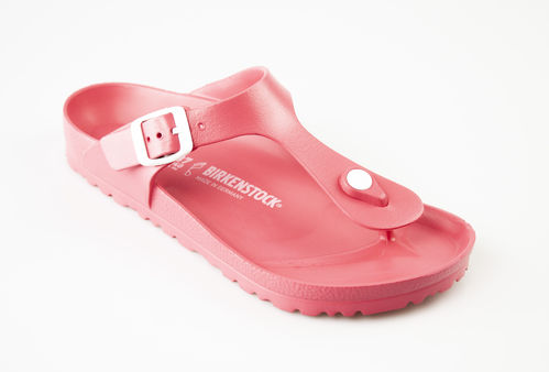 Birkenstock 1013096 GIZEH EVA Zehenstegslipper normal coral
