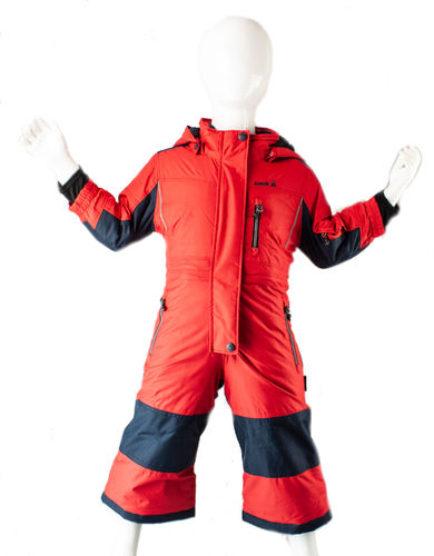 Kamik Wear LAZER Overall 8000mm Polyester WP WF red