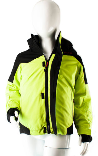 Kamik Wear DEXPOLAR Systemjacke 3 in 1 WP leaf-black