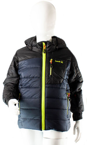 Kamik Wear VAN Winterjacke Polyester WP charcoal-black
